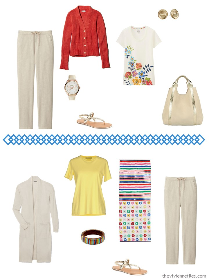 How to Build a Capsule Wardrobe by Starting with Art: Gulf ...