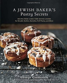 BookReview/ReadAnExcerpt  A Jewish Baker's Pastry Secrets by George Greenstein