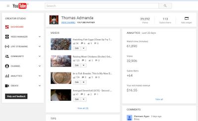 Cara Memasang Video Youtube dalam Postingan Blog