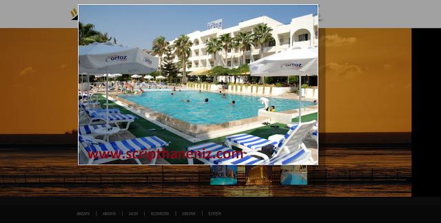 Otel Galeri Sayfası