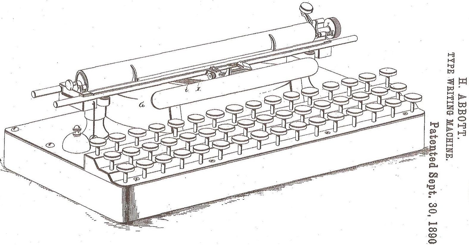 Oz Typewriter On This Day In Typewriter Historyv
