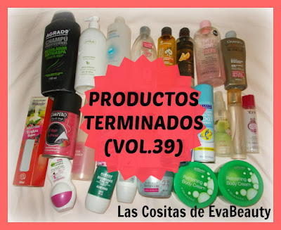 Productos Terminados (Vol.39)