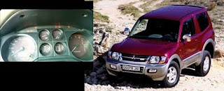 Cara Membaca Kode Kerusakan ECU (DTC) Mitsubishi Secara Manual