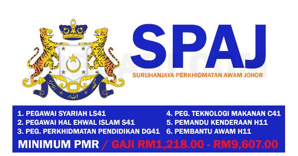 Jawatan Kosong Terkini Di Suruhanjaya Perkhidmatan Awam Johor Spaj Minimum Pmr Gaji Rm1 218 00 Rm9 607 00 Jobcari Com Jawatan Kosong Terkini