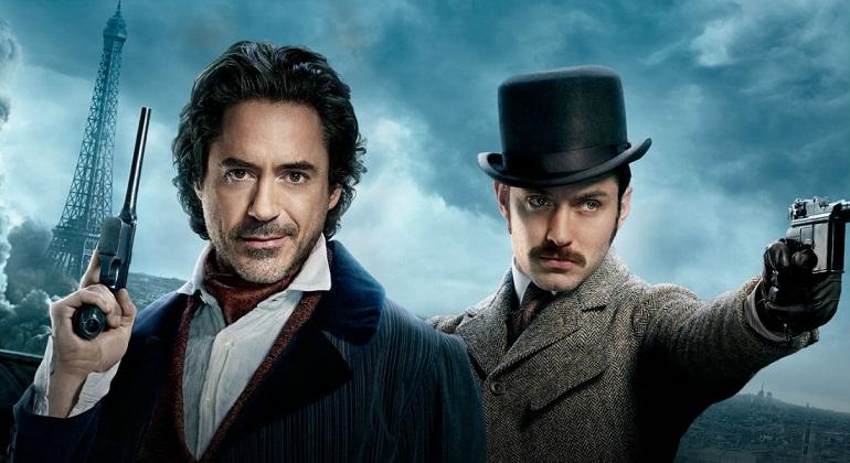 Sherlock Holmes Muncul di Teve dengan Tampilan Jauh Berbeda