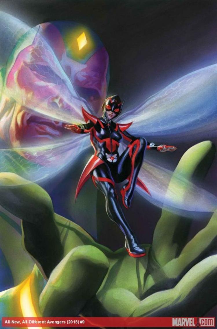 Vespa Marvel Comics