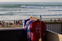4 Line up on Round Two Quiksilver Pro France foto WSL Laurent Masurel