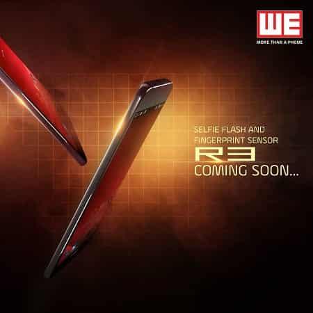 Aamra WE R3 Smartphone
