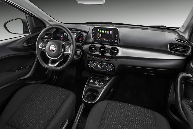 Fiat Cronos 1.3 Automático
