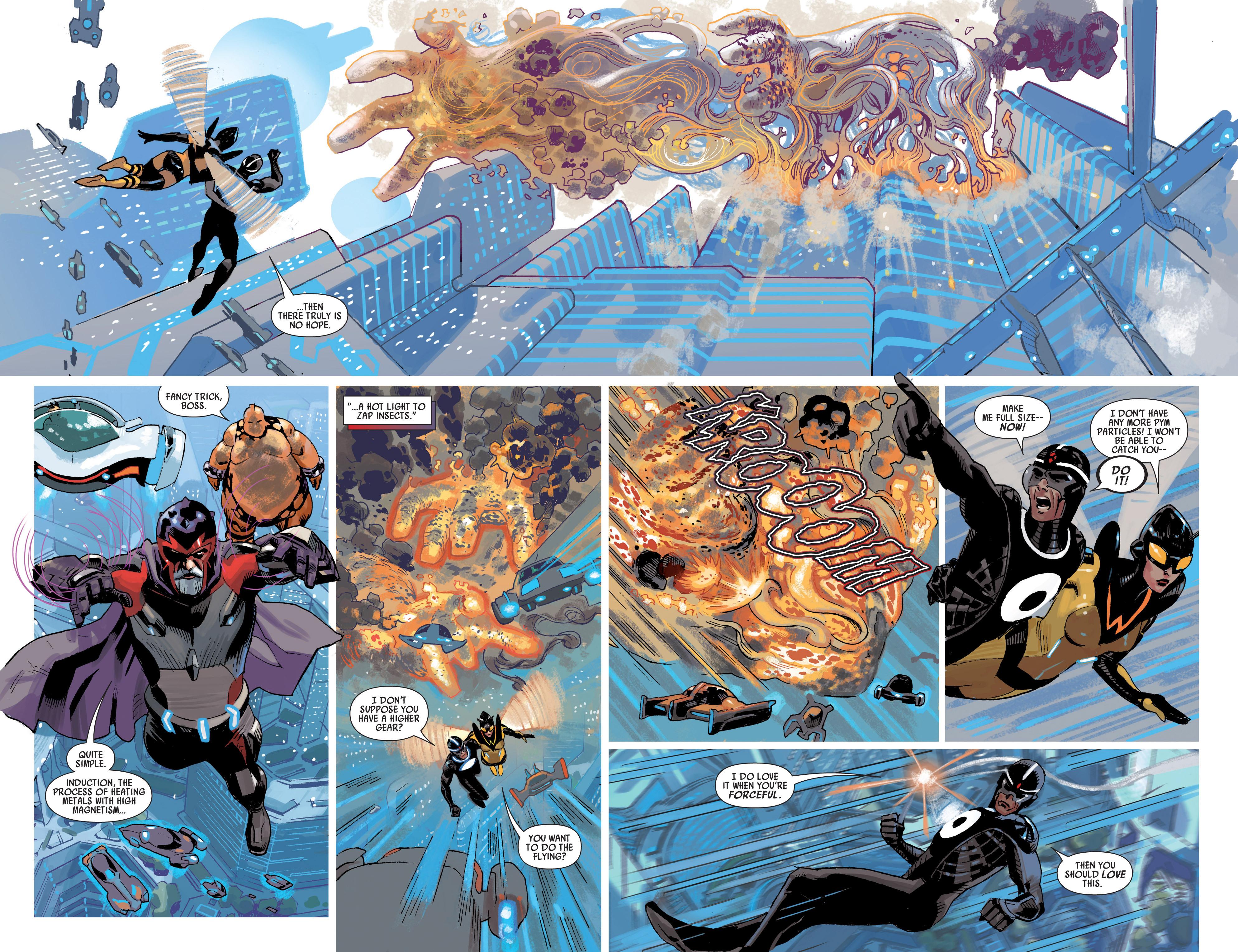 Read online Uncanny Avengers (2012) comic -  Issue #18 - 10