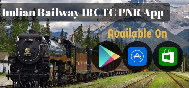 Download the Indian Railway IRCTC PNR App Now! - Hotfoot