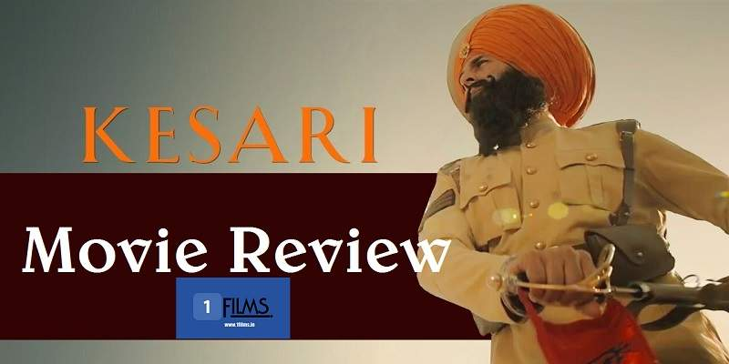 Kesari Movie Review Poster