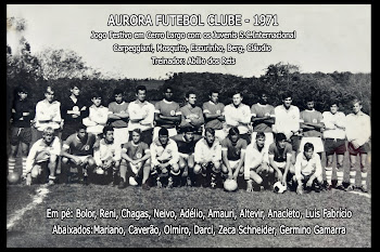 Aurora x Juvenis do Inter-1971