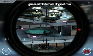 Game Android Terbaik Hitman Sniper Full APK+Data