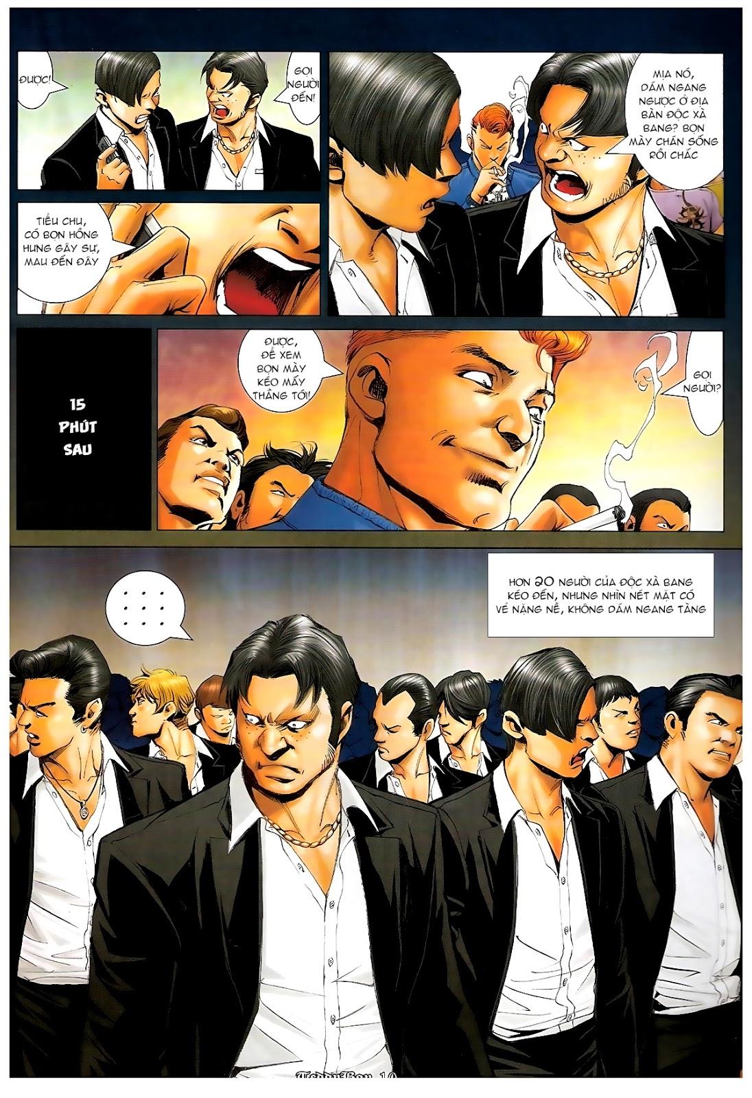 Người Trong Giang Hồ - Chapter 1189: Bố già - Pic 8