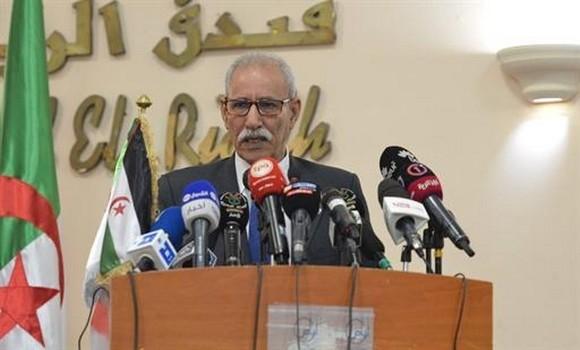 الرئيس الصحراوي يدعو الاتحاد الاوروبي الى تبني موقف واضح وصريح في الصحراء الغربية