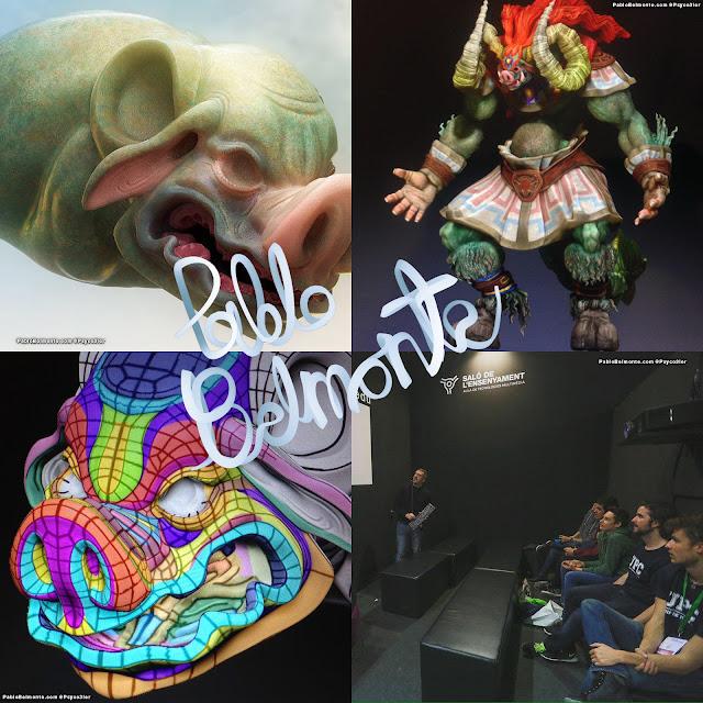Pablo Belmonte Psyco3ler Ganon Ocarina of time
