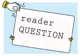 [NOTE] Reader Question: How to...