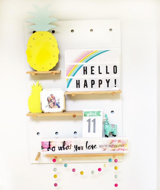 Heidi Swapp  handmade by Heidi gift kits
