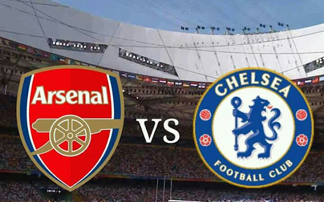 Live Streaming Arsenal vs Chelsea 6.8.2017 FA Community Shield