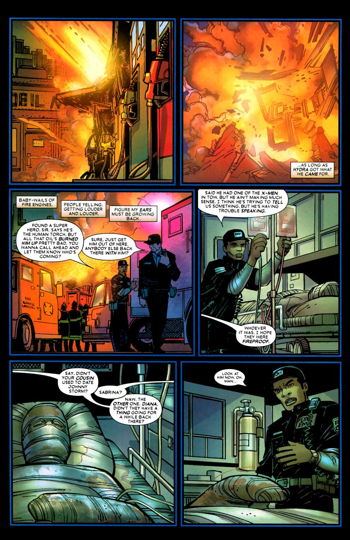 Read online Wolverine (2003) comic -  Issue #22 - 20