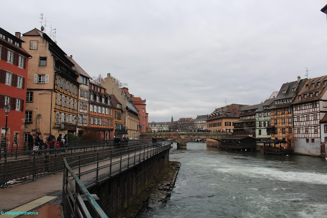 Strasbourg, Petite France, Alsàcia, França, Unesco, Patrimoni de la Humanitat