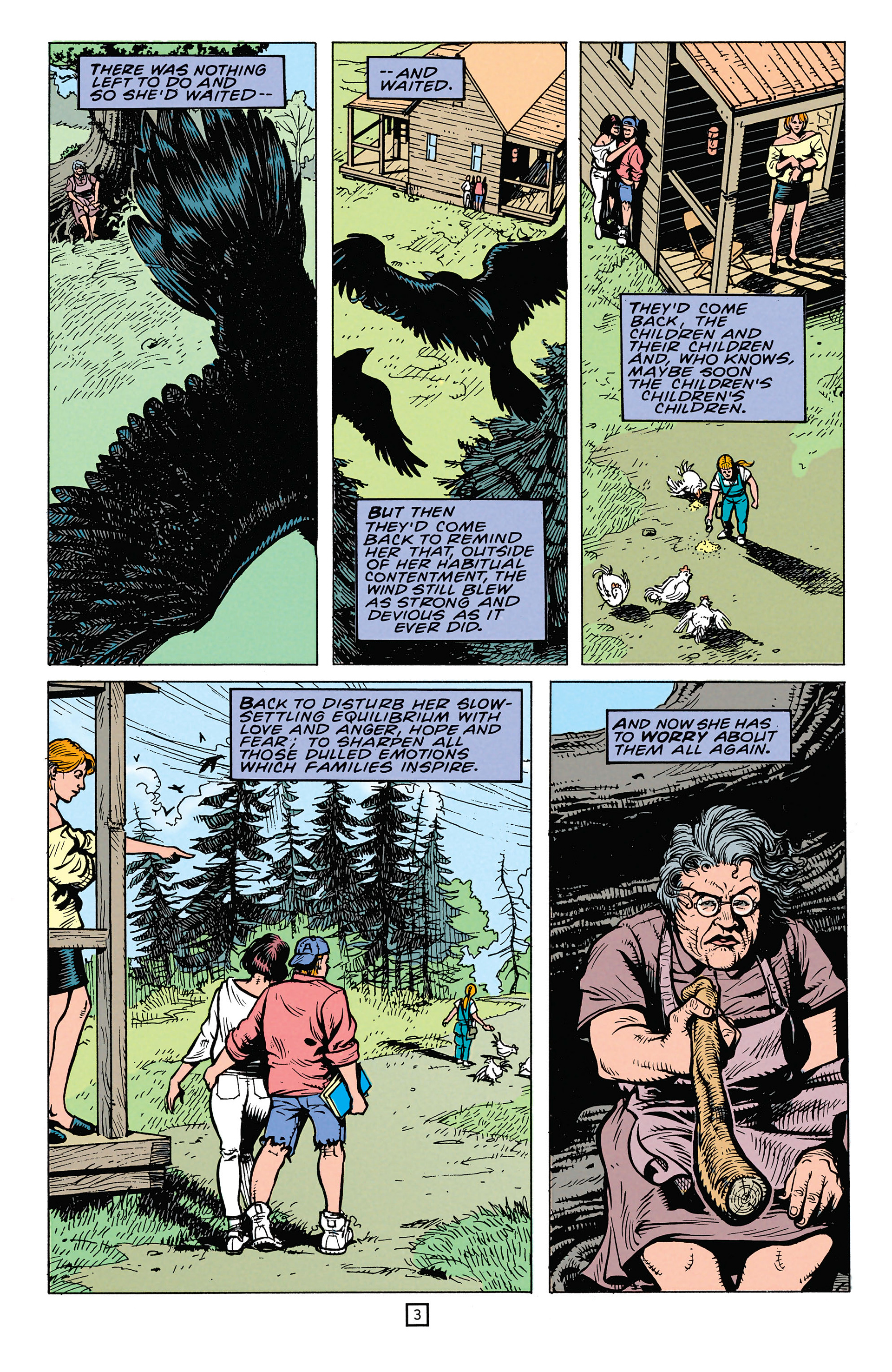 Read online Animal Man (1988) comic -  Issue #64 - 4