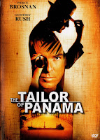 The Tailor of Panama (2001) UnRated Dual Audio [Hindi-English] 720p BluRay ESubs Download