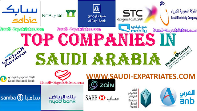 TOP IT COMPANIES IN SAUDI ARABIA
