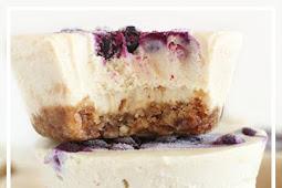7-Ingredient Vegan Cheesecakes Recioes