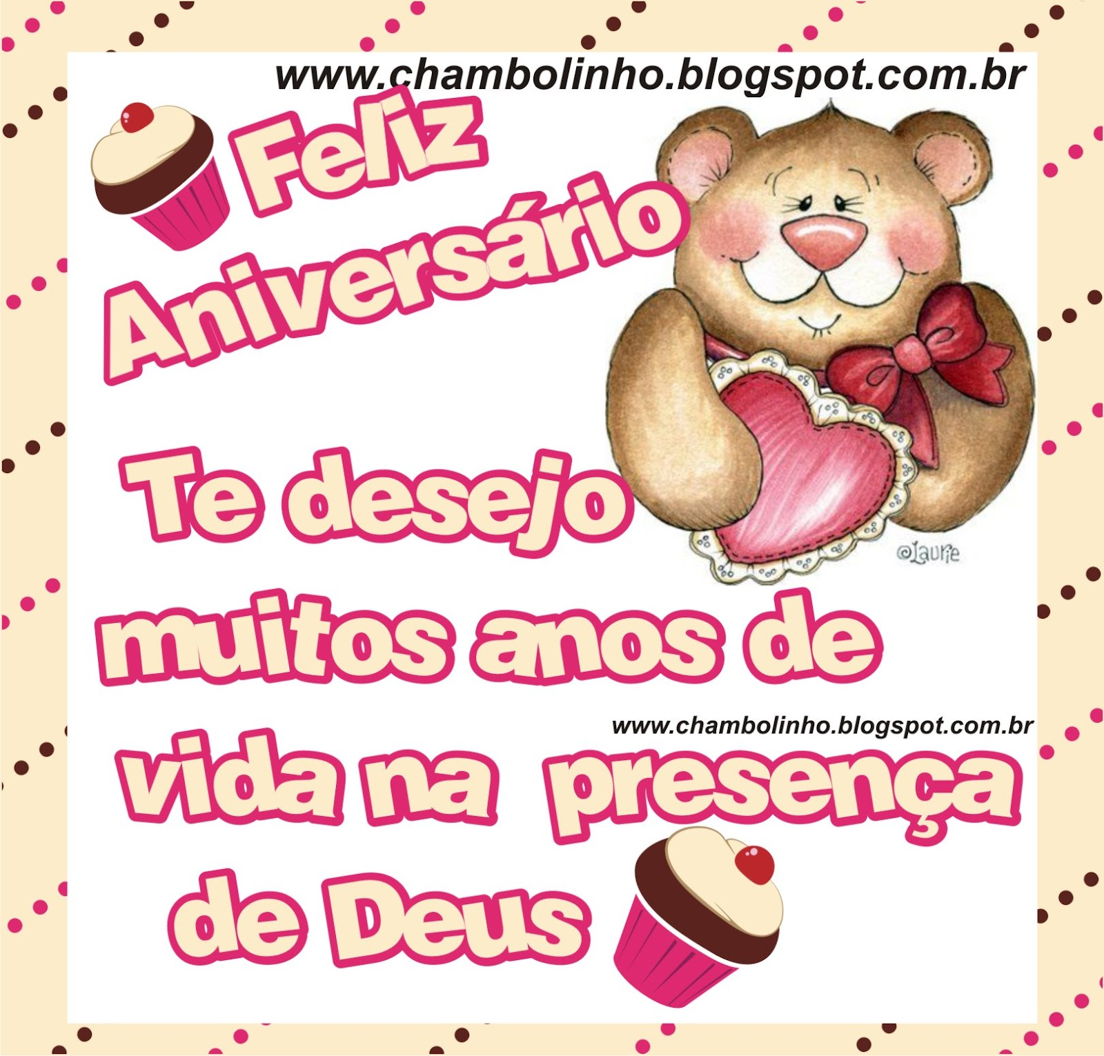 Recadinho Feliz Aniversário Para Facebook