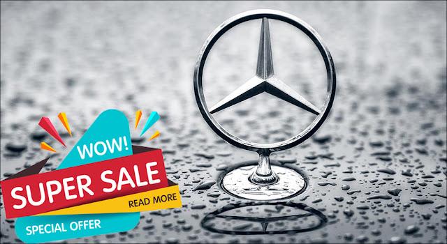 Báo giá xe Mercedes tốt nhất mọi thời điểm