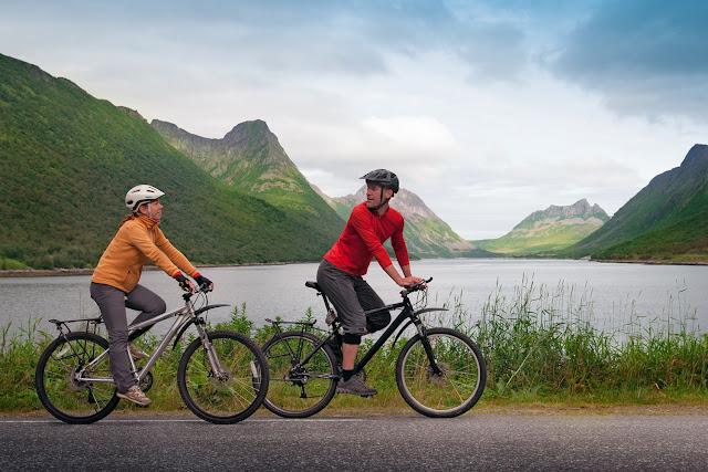 Disfruta del ciclismo y tu bicicleta