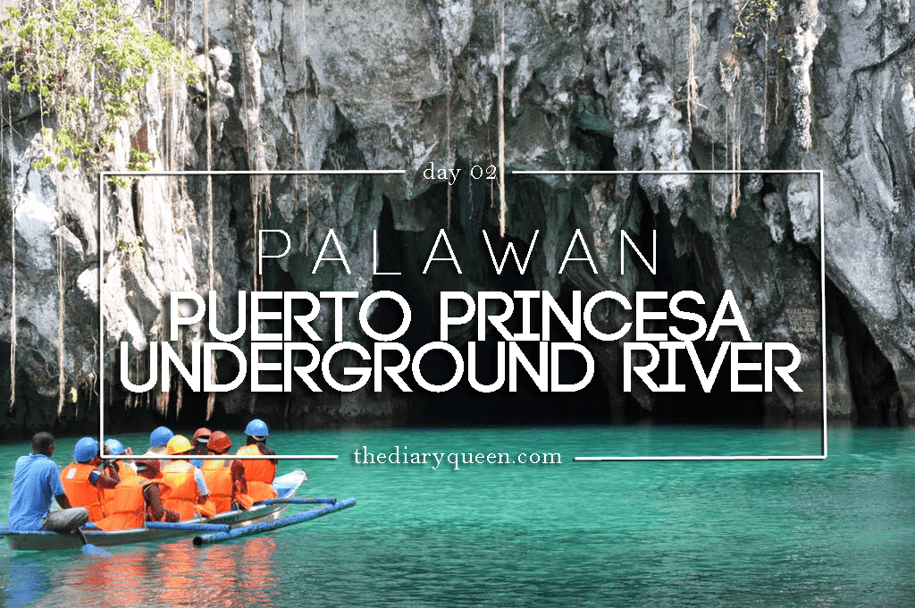 Day 2, touring the Puerto Princesa Underground River