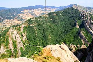 Italy, Italian alps, mountains, zip line in italy, adventure travel