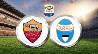 موعد مباراة Roma vs SPAL روما وسبال السبت 16-03-2019 ضمن مباريات الدوري الايطالي