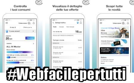 My3 - Scarica La Nuova App Area Clienti 3 con l'assistente digitale Trelpy