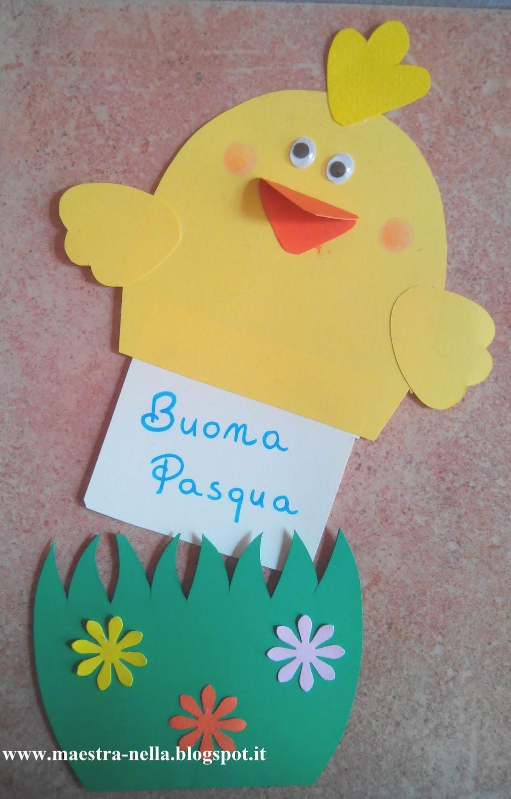 Maestra Nella Pasqua