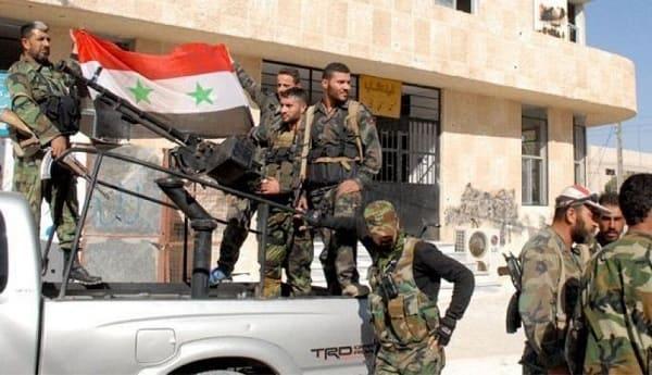 الجيش السوري يمهل مسلحي درعا 48 ساعة