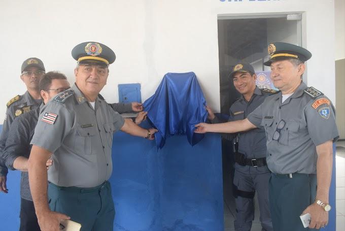 Solenidade marca inauguração da Capelania Militar do 16° BPM