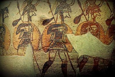 Χημικά όπλα ευρέως διαδεδομένα στην Αρχαία Ελλάδα;