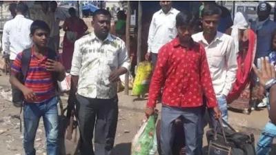 यूपी और बिहार के लोग गुजरात कियूं छोड़ रहे हैं - किया है असली कारण?