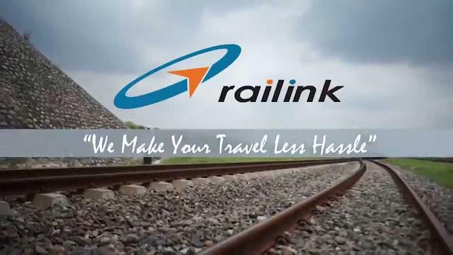 Mengenal Kereta Api Railink