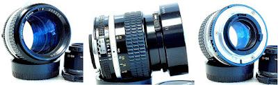 Nikon Nikkor 85mm 1:2 Ai-S #229