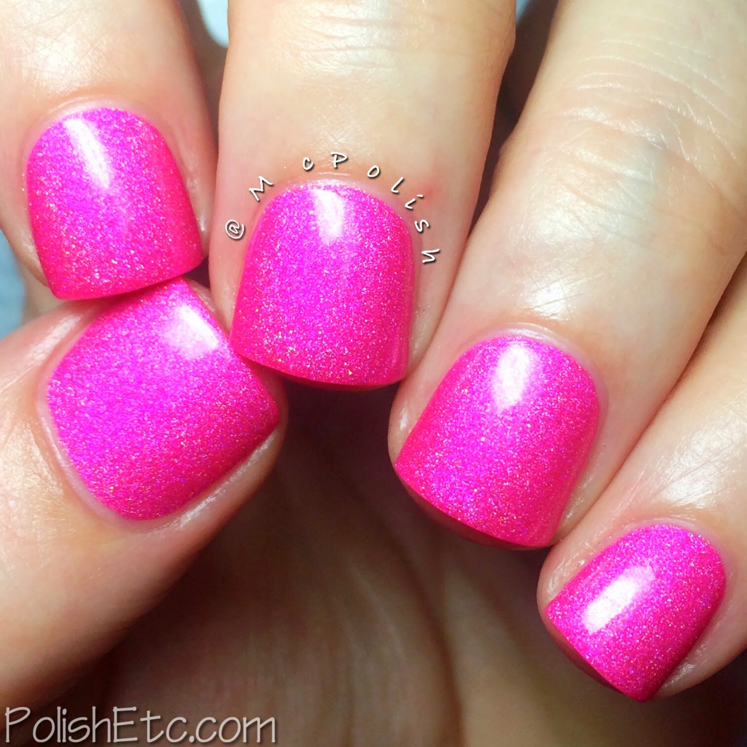 Cirque Colors - Magic Hour Collection Holos - McPolish - PLUR