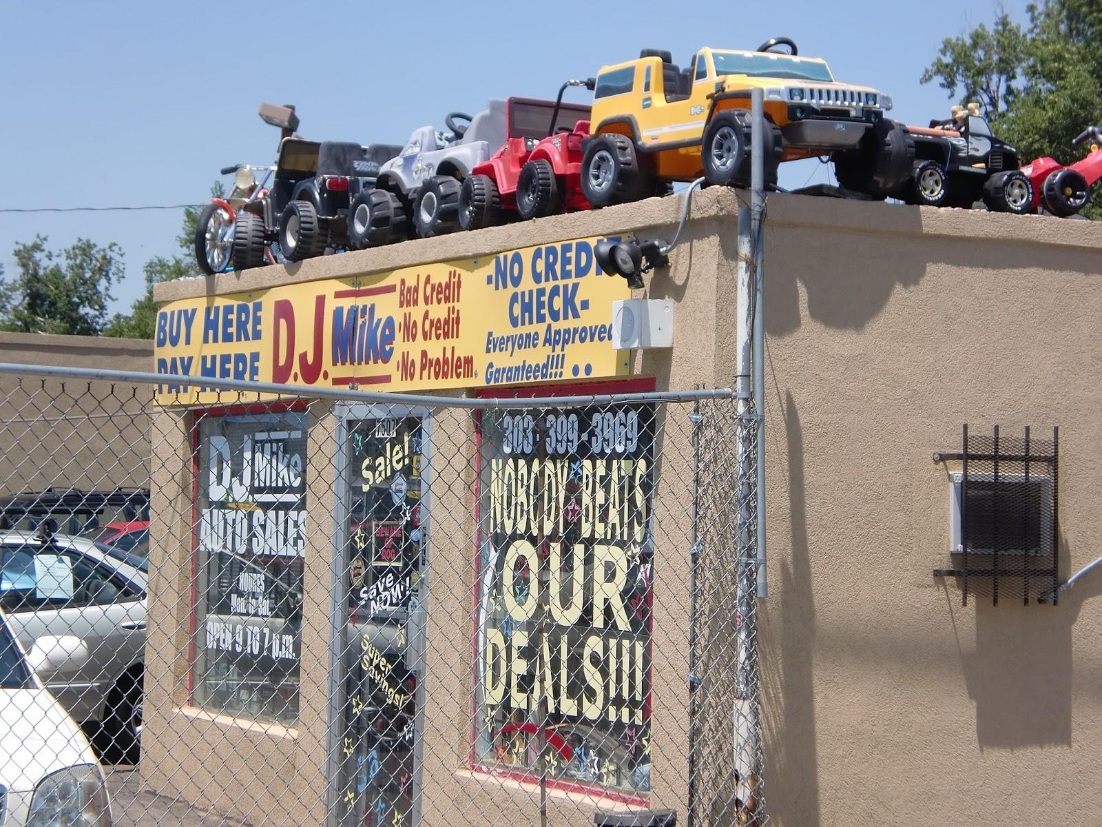 Mike Auto Sales >> Colfax Avenue D J Mike S Auto Sales