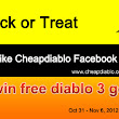 Free Diablo 3 Gold Guide - Win Free Diablo 3 Gold From Cheapdiablo