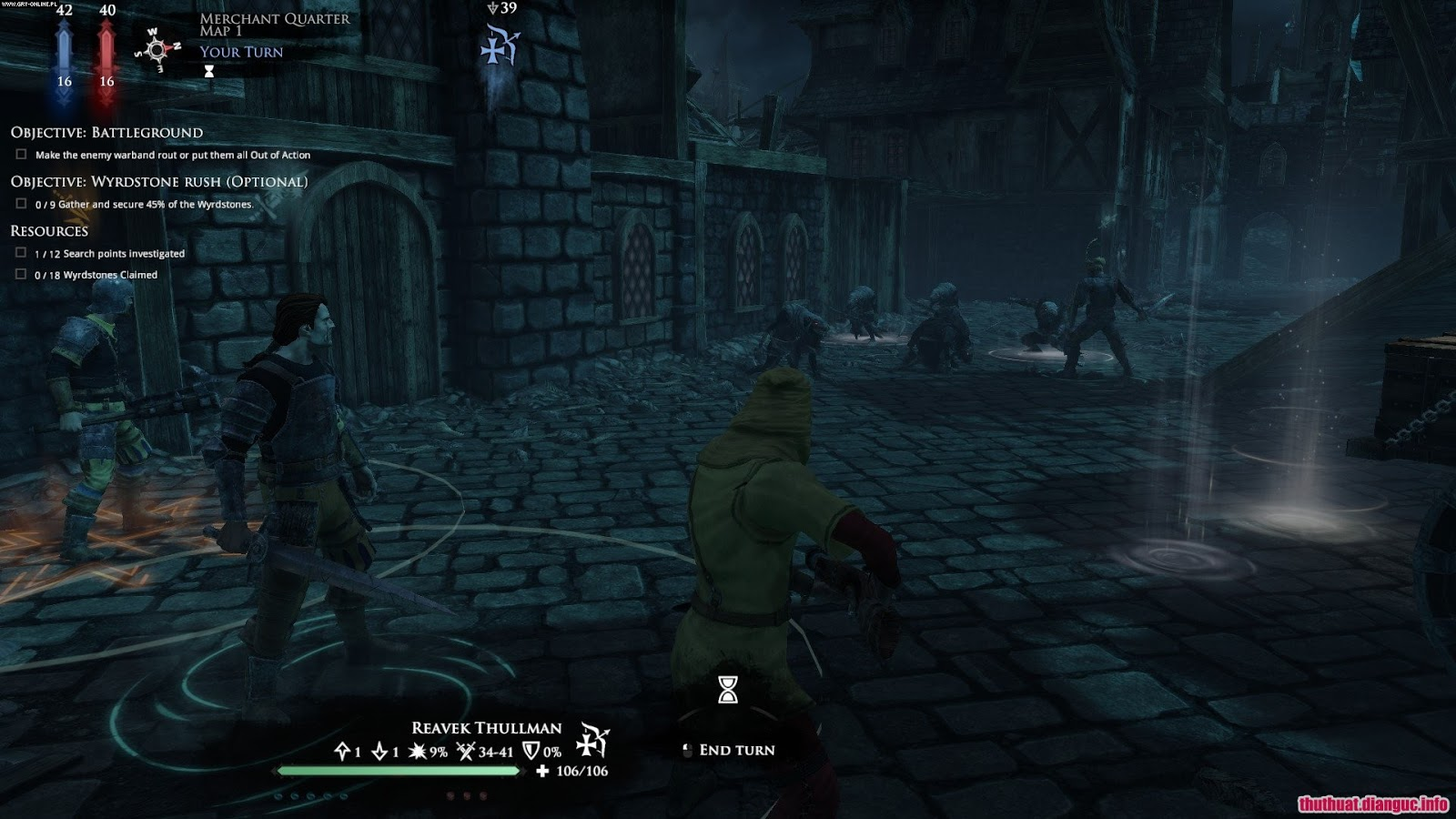 Tải Game Mordheim: City of the Damned - Undead Full Crack, Mordheim: City of the Damned Free Download, Tải game Mordheim: City of the Damned full crack miễn phí
