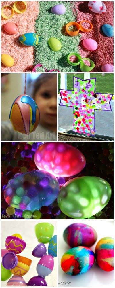 Over 35 fun Easter activities for kids
