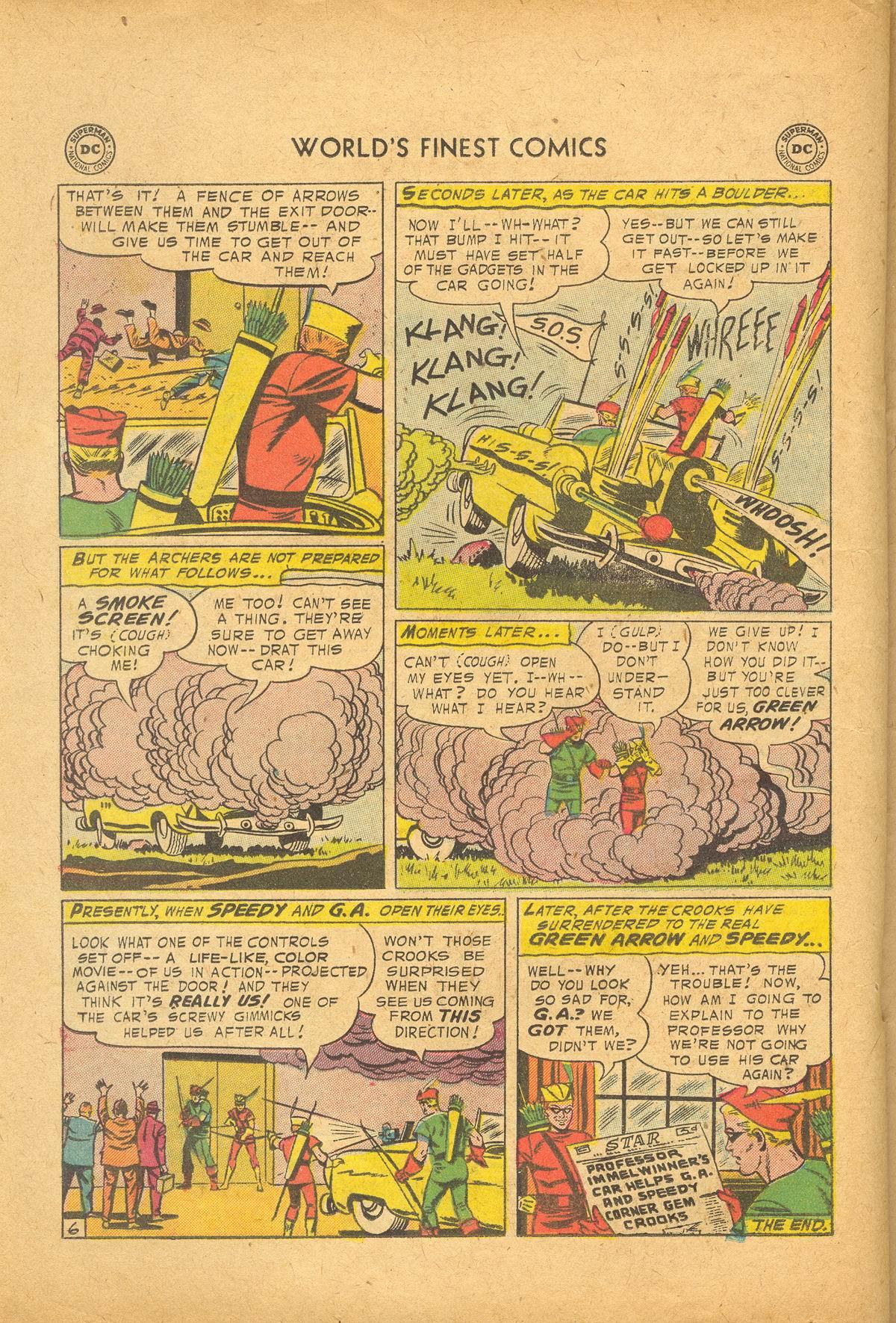 Read online World's Finest Comics comic -  Issue #83 - 22